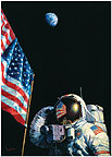 An American Success Story - by Alan Bean