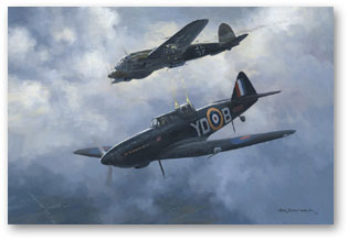 Combat Over Lincolnshire