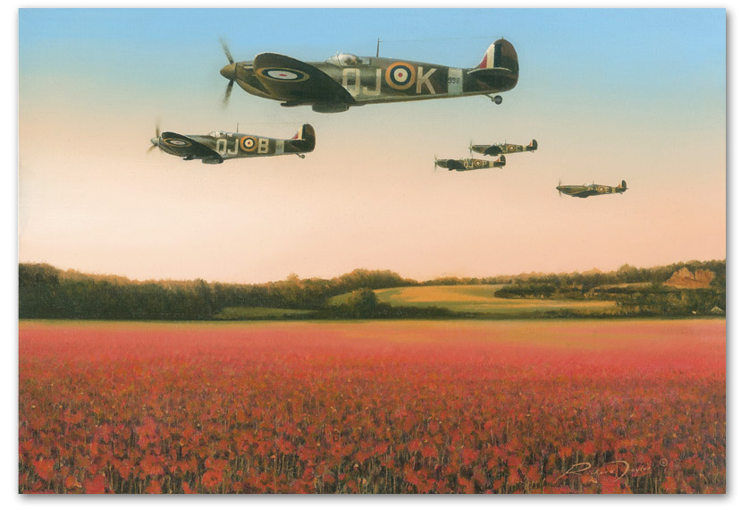 Fields of Glory - by Richard Taylor