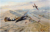 Fighting Tigers - by Robert Taylor