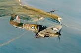 Hurricane Attack - by Robert Taylor