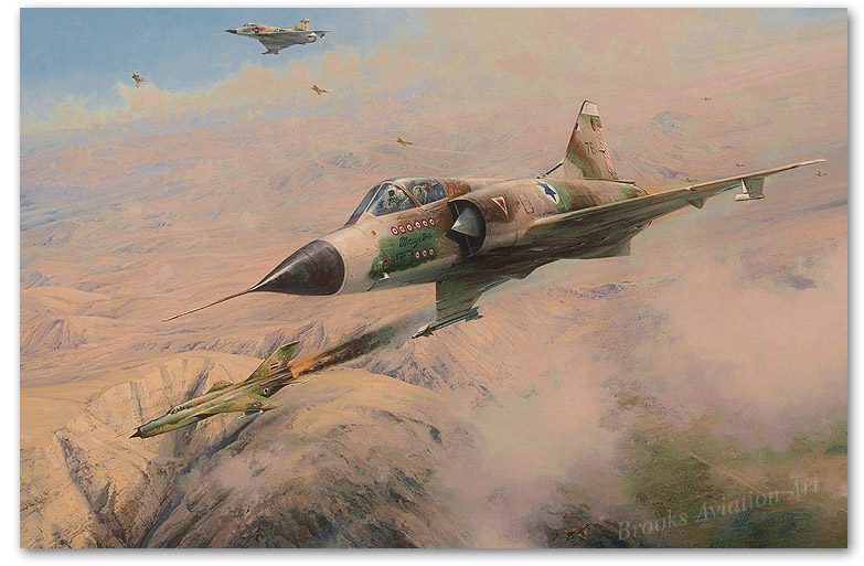 One MiG Down - by Robert Taylor