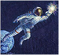 Reaching for the Stars - by Alan Bean