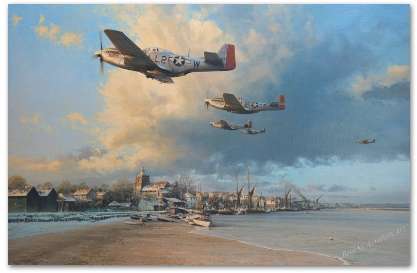 Towards the Home Fires - by Robert Taylor
