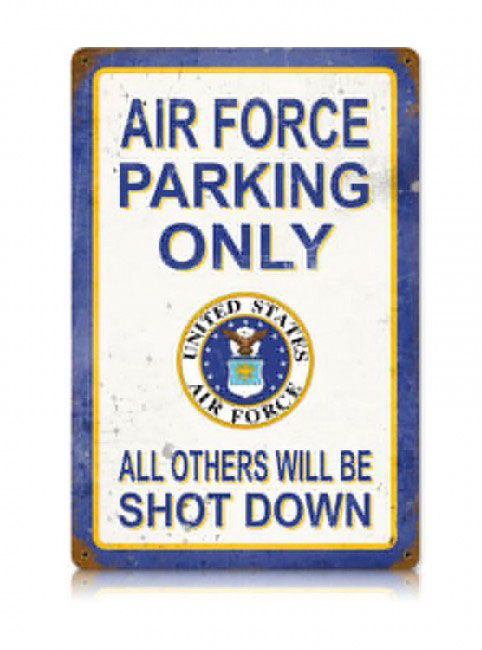 Air Force Parking
