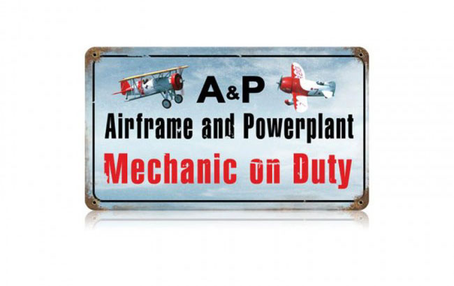 Airframe Powerplant