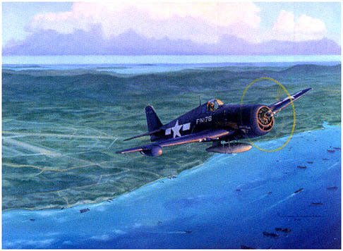 Major R. Bruce Porter - Marine Night-fighter Ace